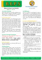 Newsletter – 2020 Issue 17 – 9th June – 2020