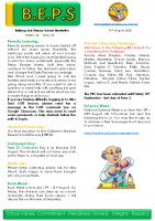 Newsletter – 2020 Issue 25 – 11th August 2020
