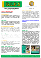 Newsletter – 2021 Issue 20 – 13th July – 2021